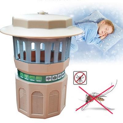 Tác dụng của đèn bắt muỗi