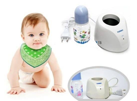 Chọn máy hâm sữa an toàn cho bé