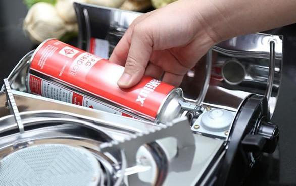 Cách sử dụng bếp ga mini an toàn