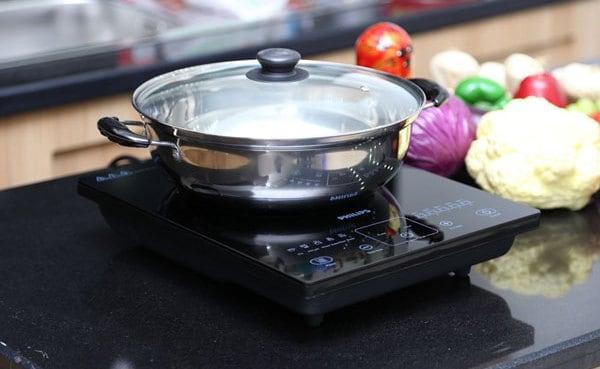 Sử dụng bếp từ