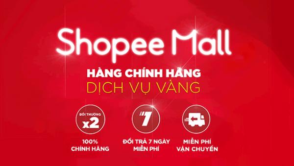 Shopee Mall là gì?