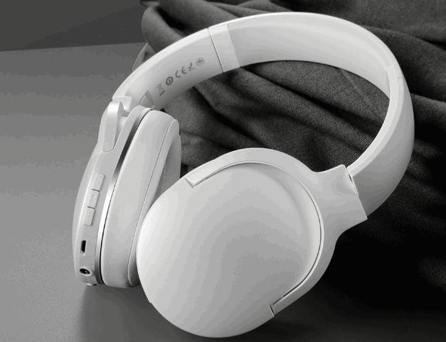 Tai nghe chụp tai không dây Baseus Encok D02