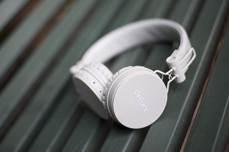 Tai Nghe Bluetooth Chụp Tai Defunc BT Headphone GO