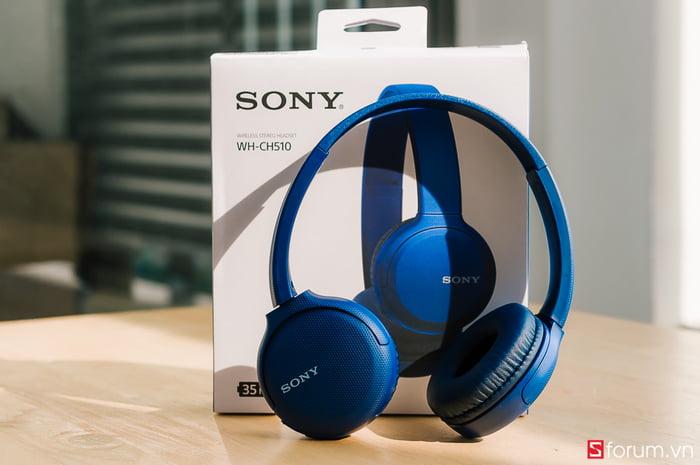 Tai nghe Bluetooth không dây Sony WH-CH510